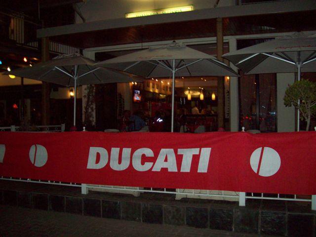 2010: Dinner
